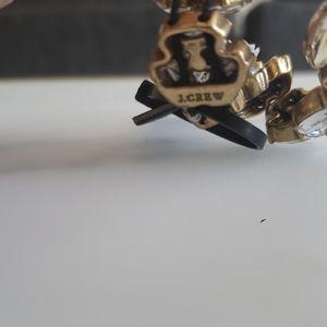 J. Crew Jewelry - J Crew statement bracelet NWT